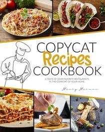 Copycat Recipes Cookbook