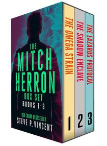The Mitch Herron Series: Books 1-3