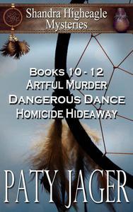Shandra Higheagle Mystery 10-12