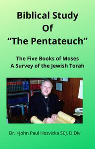 Biblical Study of the Pentateuch