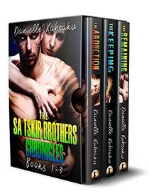 The Sa Tskir Brothers Chronicles Books 1-3 Collection: A Science Fiction Alien Romance
