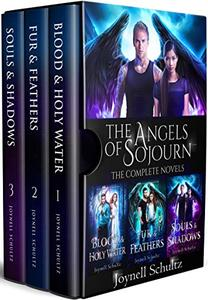 The Angels of Sojourn Boxed Set: A Romantic Urban Fantasy Series, Books 1-3