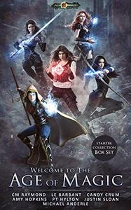 Welcome To The Age of Magic: Restriction, Storm Raiders, Shades of Light, The Arcadian Druid, Dawn of Destiny