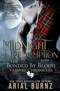 Midnight Redemption: Vampire Romance Series for Adults