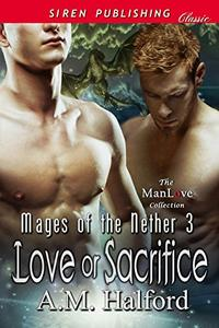 Love or Sacrifice [Mages of the Nether  3]