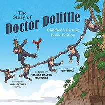 The Story of Doctor Dolittle Children's Picture Book Edition