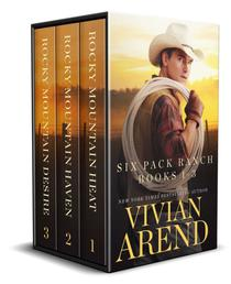 Six Pack Ranch: Books 1-3