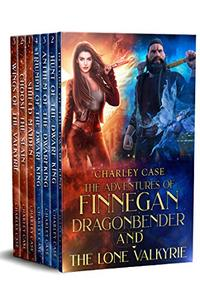 The Adventures of Finnegan Dragonbender and The Lone Valkyrie 7 Book Boxed Set: A Terranavis Universe Urban Fantasy Action Adventure
