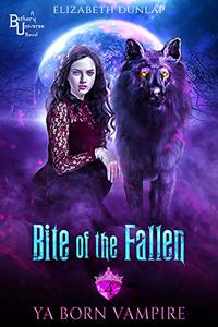 Bite of the Fallen: A YA Reverse Harem Paranormal Romance: YA VERSION