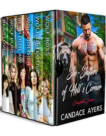 She-Shifters of Hell's Corner Complete Series: Shifter Romance Collection