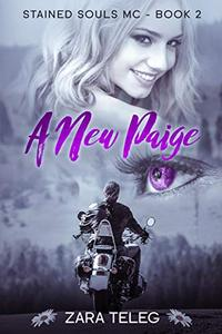 A New Paige: Stained Souls MC - Book 2