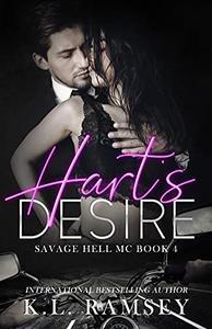 Hart's Desire: Savage Hell MC Book 4