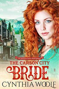 The Carson City Bride: Historical Western Romance