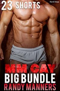 MM Gay Big Bundle: 23 Book Bundle First Time Older Man MMM Menage Wife Voyeur