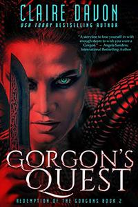 Gorgon's Quest: Redemption of the Gorgons Book 2