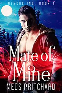 Mate of Mine: A Vampire Paranormal Gay Romance