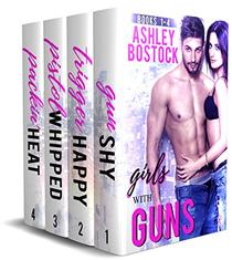 Girls With Guns Box Set: Complete Four Book Series