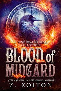 Blood of Midgard: A Dark Fantasy Collection of Short Stories & Novelettes