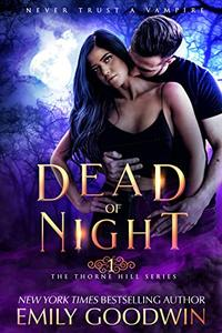 Dead of Night (A vampire and witch paranormal romance)