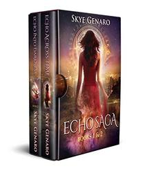 Echo Saga Books 1 & 2: Echo Across Time and Echo Into Darkness Book Bundle