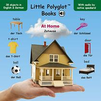 At Home/Zuhause: Bilingual German and English Vocabulary Picture Book