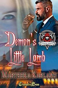 Demon's Little Lamb (Shadow Demons 2): A Bones MC Romance