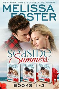 Seaside Summers (Books 1-3, Boxed Set): Love in Bloom