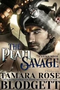 The Pearl Savage (#1): New Adult Dark Paranormal/Sci-fi Romance