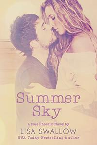 Summer Sky: A British Rock Star Romance