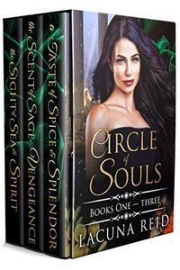 Circle of Souls Box Set, books 1-3: A steamy reincarnation reverse harem romance set in the Mediterranean
