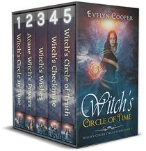 Witch's Cursed Circle Complete Collection: Paranormal Witch, Shifter Fantasy