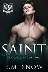 Saint: A Dark High School Romance
