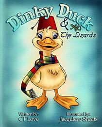 Dinky Duck and the Lizards