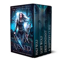 Moon Kissed: Wolves of Midnight Bundle