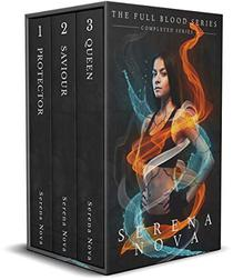 The Full-Blood series: Books 1-3
