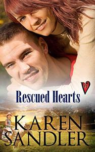Rescued Hearts: A Hart Valley Romance