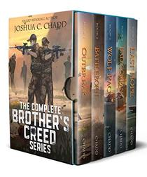 The Brother's Creed Box Set: The Complete Zombie Apocalypse Series