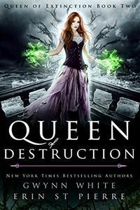 Queen of Destruction: A Dark Sleeping Beauty Retelling