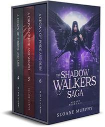 The Shadow Walkers Saga : Box Set Books 4-6