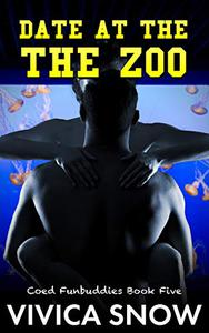 Coed Funbuddies: Date At The Zoo: A sexy story about a young college couple taking a risk in public.