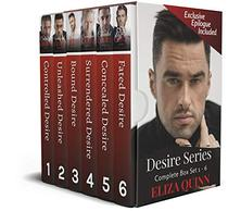 Desire Series Complete Box Set with EXCLUSIVE Epilogue