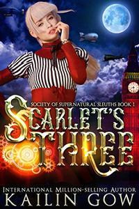 Scarlet's Three: A YA/NA Bully Romance RH Mystery