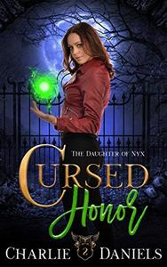 Cursed Honor: A Paranormal Academy Romance