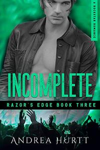 Incomplete: Razor's Edge - Book Three