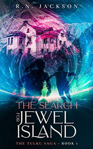 The Search for Jewel Island: A fantasy inspired by Tibetan mythology