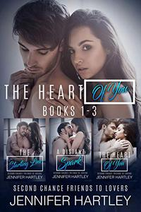 The Heart Of You Boxset : Friends To Lovers Series
