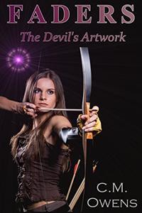 The Devil's Artwork (Faders #1 Science fiction Romance)