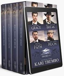 Brothers of Belle Fourche: Books 4-7