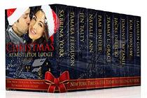 Christmas at Mistletoe Lodge: New Holiday Romances to Benefit St. Judes Hospital