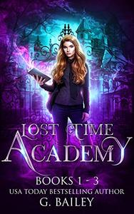 Lost Time Academy